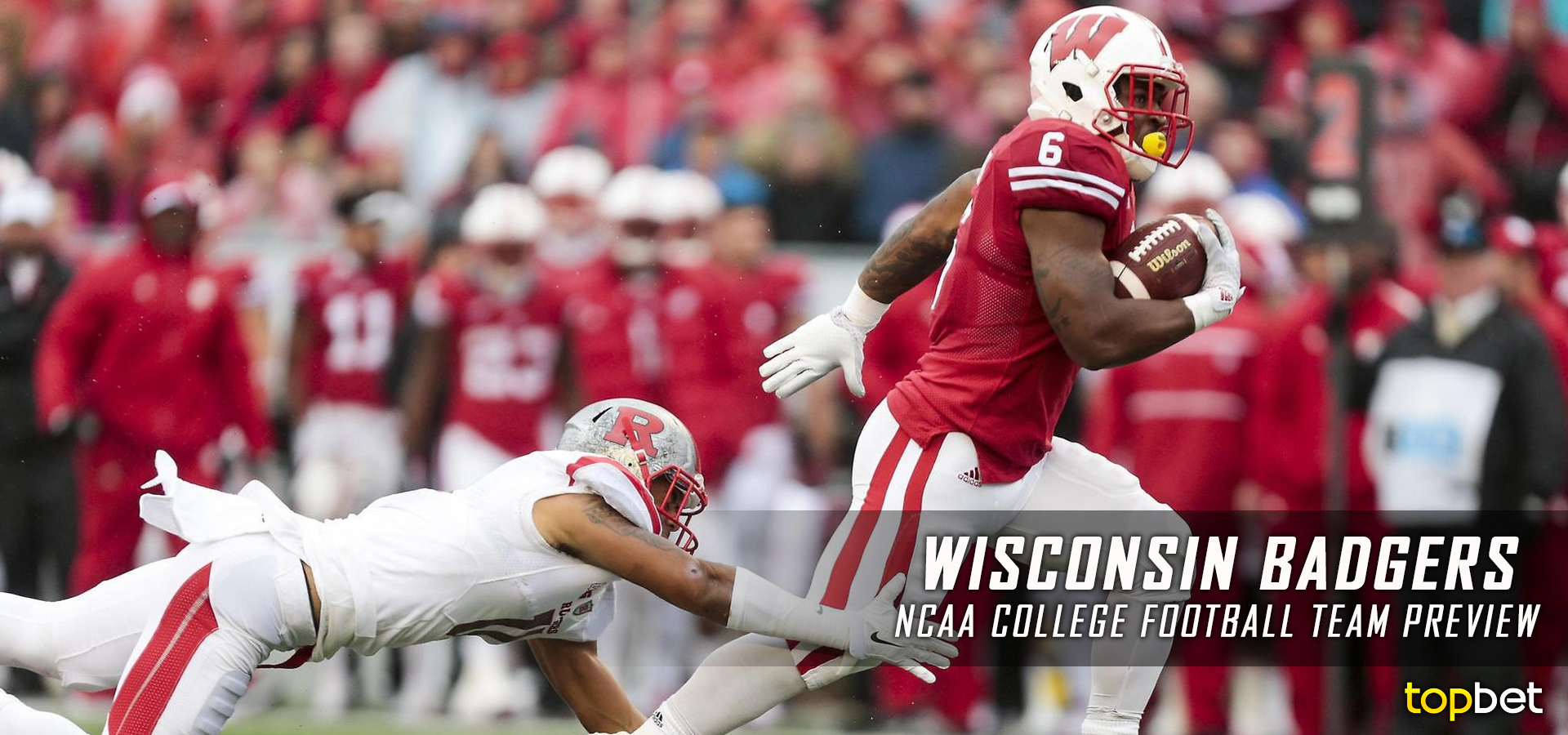 Wisconsin Badgers 2016 Football Team Preview