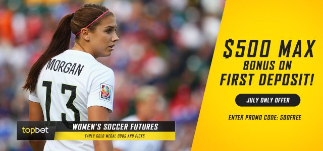 Women's Soccer Summer Olympic Gold Medal Final – Early Odds