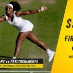 Serena Williams vs. Anastasia Pavlyuchenkova Predictions, Odds, Picks and Tennis Betting Preview – 2016 Wimbledon Quarterfinals