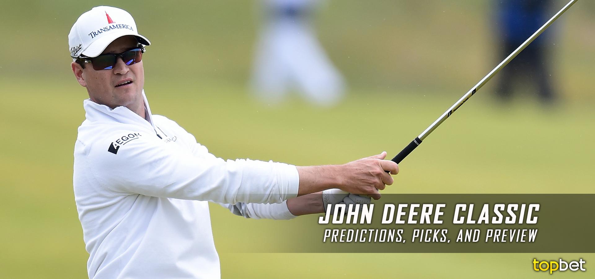 2016 John Deere Classic Predictions Picks And Pga Preview