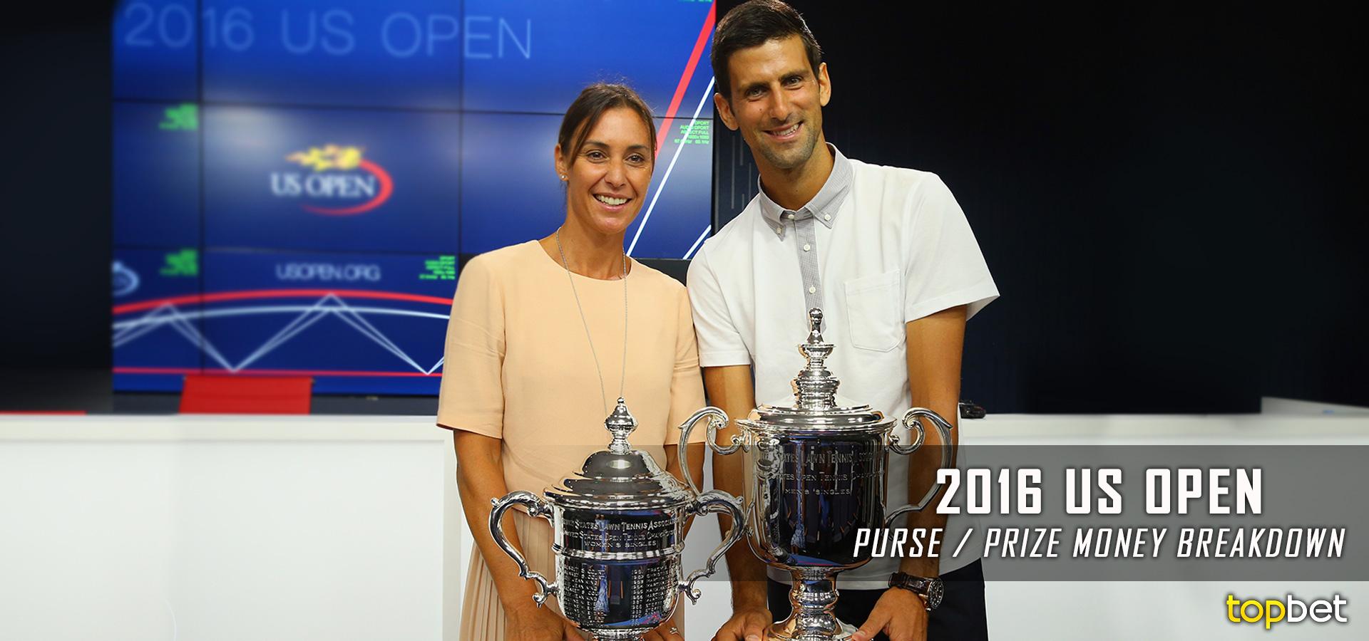 Us open tennis prizes