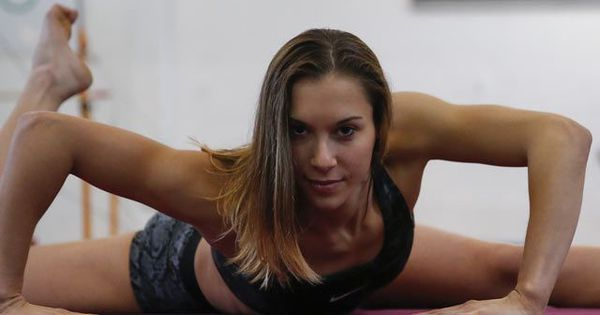 Hottest Female Gymnasts Pics  Sexy Leotard Photos