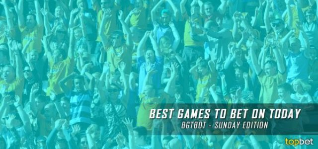 Best Games to Bet On Today – Sunday Edition