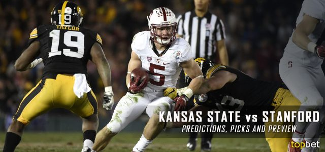 Kansas State Wildcats vs. Stanford Cardinal Predictions, Picks, Odds, and NCAA Football Week One Betting Preview – September 2, 2016