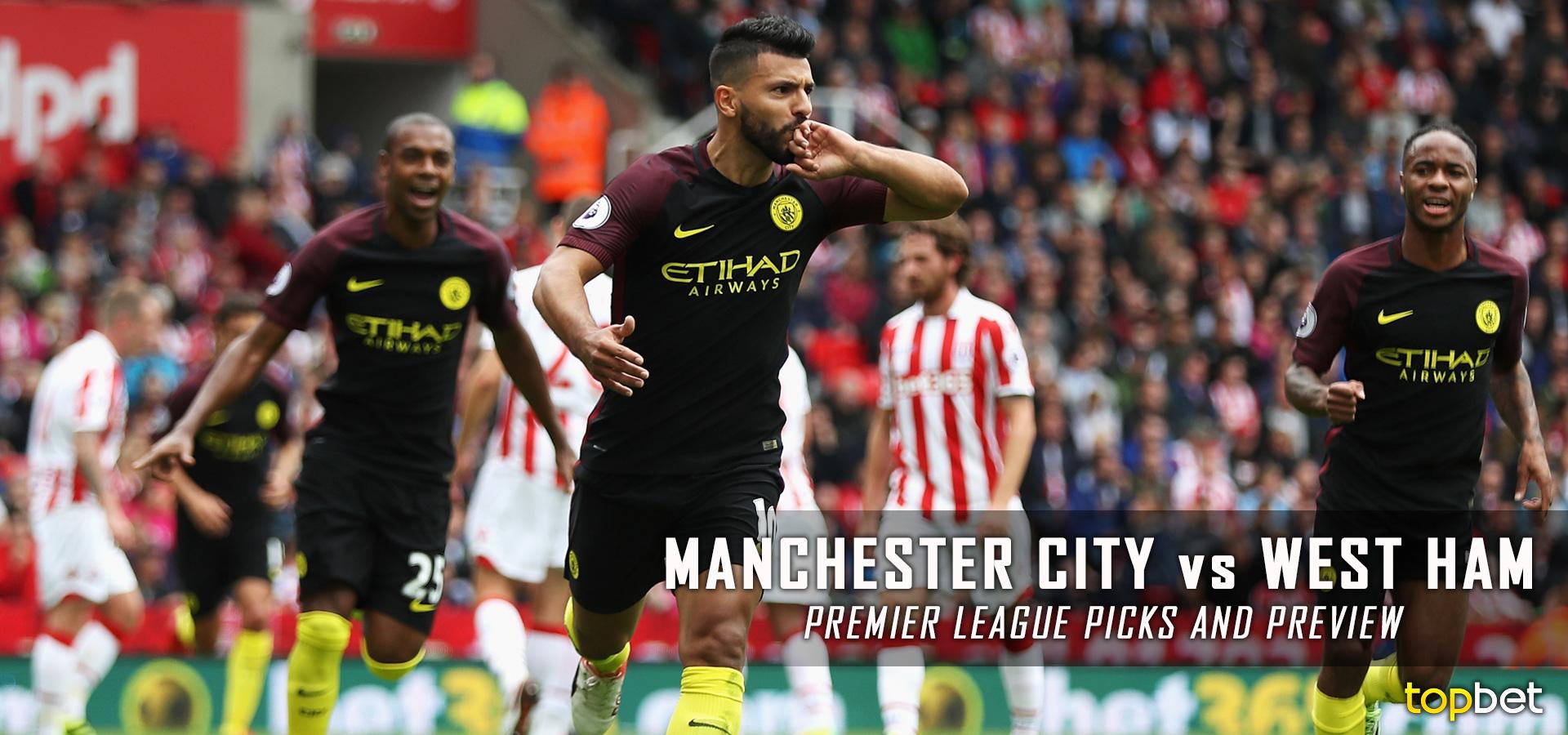 Barcelona Vs Manchester City Logo: Manchester City Vs West Ham Predictions, Picks And Preview
