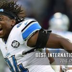 Best International NFL Players of the 2016-17 Season