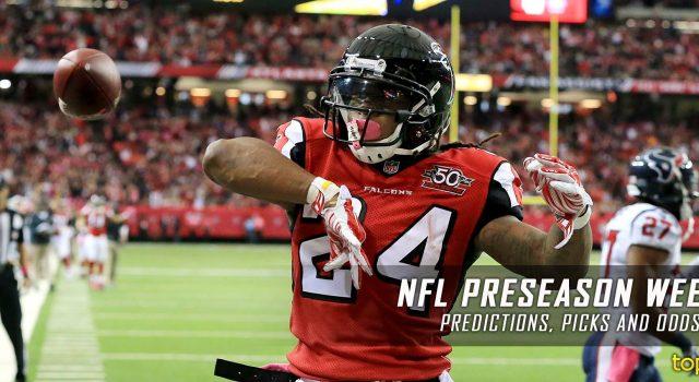 football games odds nfl preseason week 3 predictions