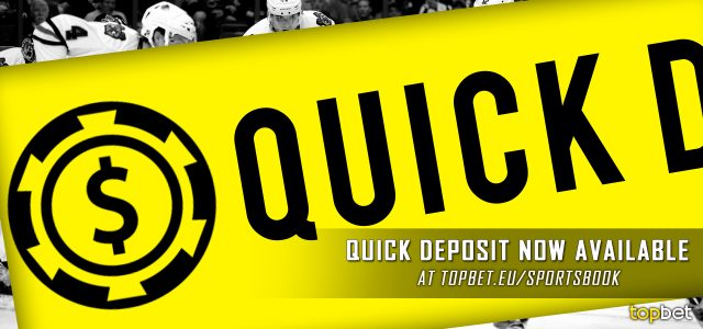 Quick Deposit now available at TopBet Online Sportsbook