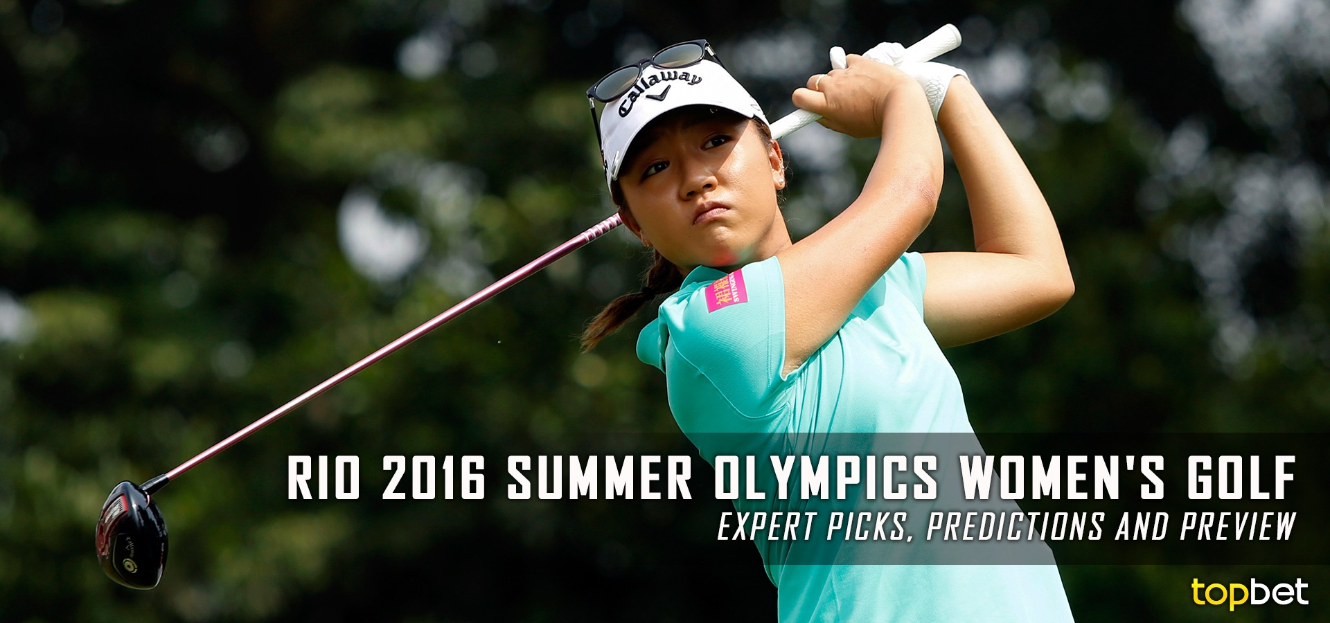 Rio 2016 Summer Olympic Women's Golf Expert Picks and Preview