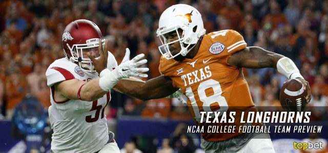 Texas Longhorns 2016 Football Team Preview
