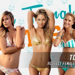 Top 10 Hottest Female Athletes in Bikinis