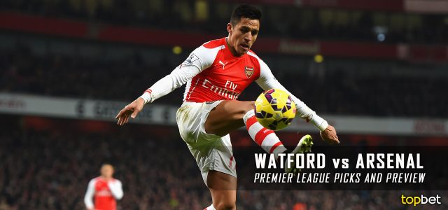 Watford vs. Arsenal Predictions, Odds, Picks and Premier League Betting Preview – August 27, 2016