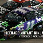 Teenage Mutant Ninja Turtles 400 Predictions, Picks, Odds and Betting Preview: 2016 NASCAR Sprint Cup Series