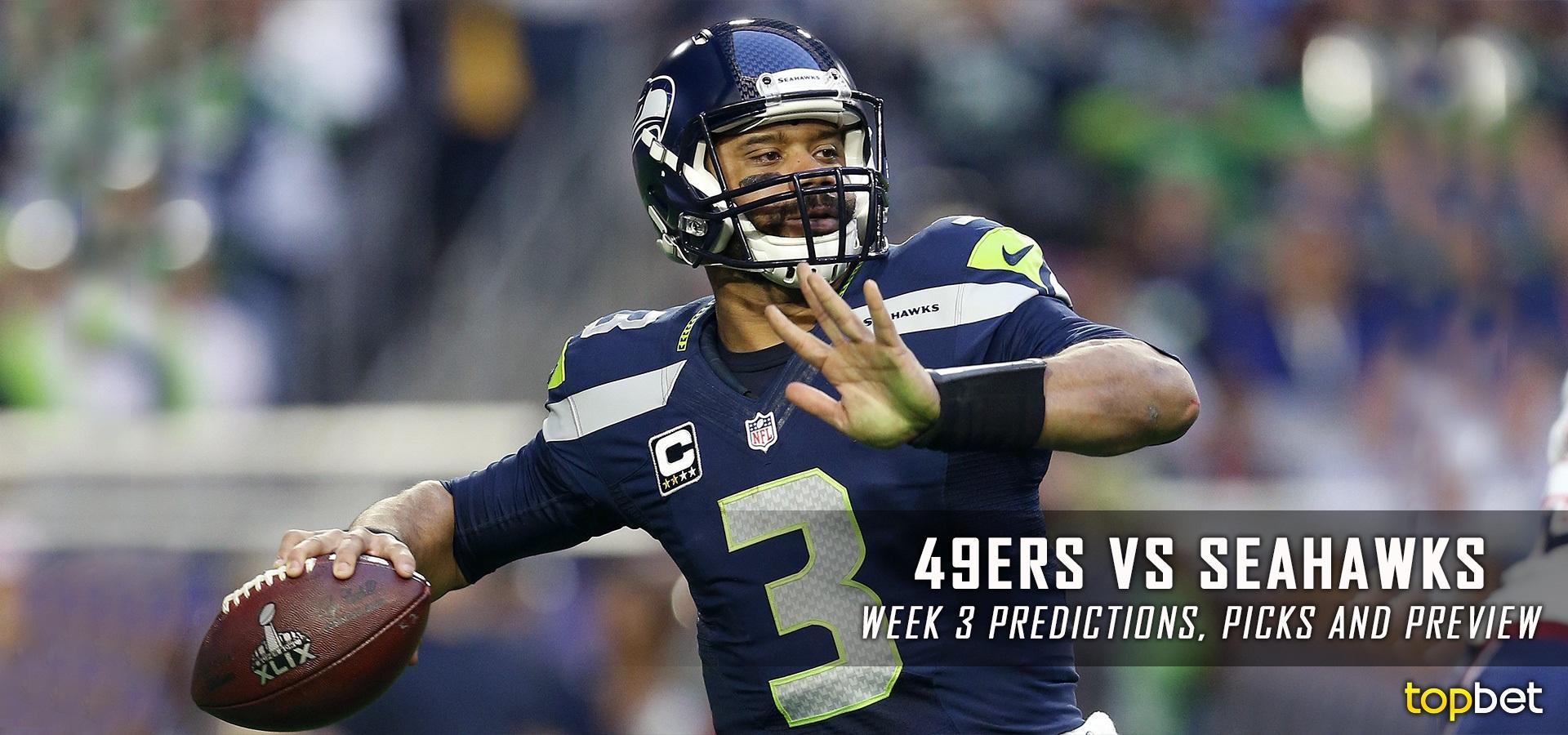 San Francisco 49ers vs Seattle Seahawks Predictions & Picks