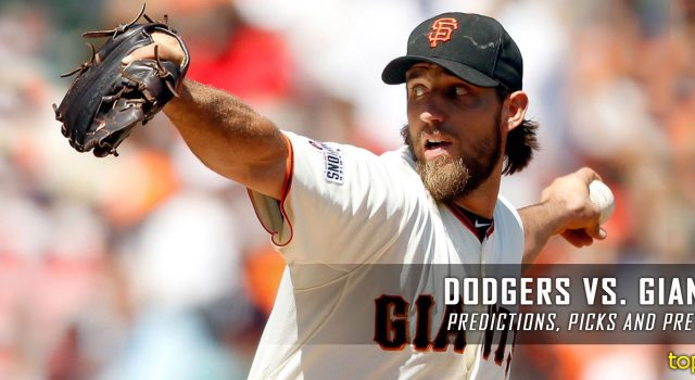 Los Angeles Dodgers vs. San Francisco Giants Predictions, Picks and MLB Preview – September 30, 2016