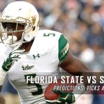 Florida State Seminoles vs. South Florida Bulls Predictions, Picks, Odds, and NCAA Football Week Four Betting Preview – September 24, 2016