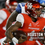 Houston Cougars vs. Cincinnati Bearcats Predictions, Picks, Odds, and NCAA Football Week Three Betting Preview – September 15, 2016