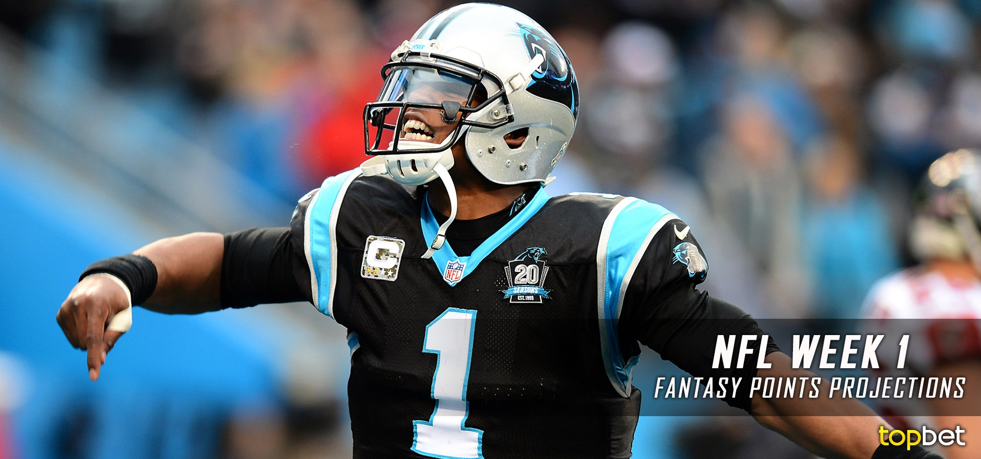 fantasy football week one projections