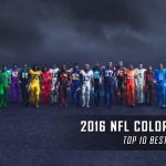 Top Ten 2016 NFL Color Rush Jerseys Ranked