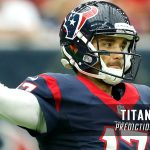 Tennessee Titans vs. Houston Texans Predictions, Odds, Picks and NFL Week 4 Betting Preview – October 2, 2016