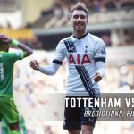 Tottenham vs. Sunderland Predictions, Odds, Picks and Premier League Betting Preview – September 18, 2016