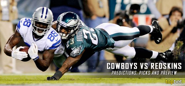 Dallas Cowboys vs. Washington Redskins Predictions, Odds, Picks and NFL Week 2 Betting Preview – September 18, 2016