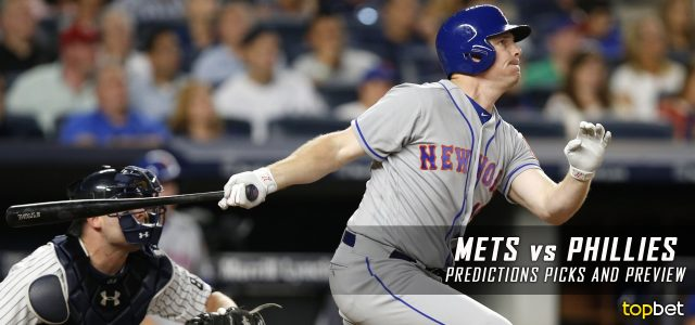 New York Mets vs. Philadelphia Phillies Predictions, Picks and MLB Preview – September 30, 2016
