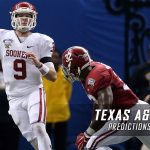 Texas A&M Aggies vs. Auburn Tigers Predictions, Picks, Odds, and NCAA Football Week Three Betting Preview – September 17, 2016
