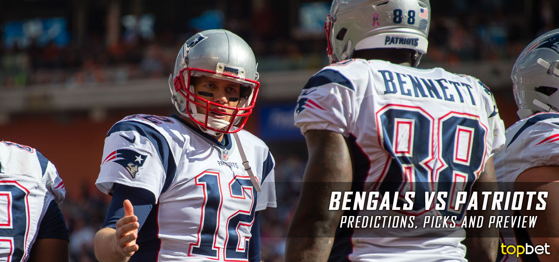 Cincinnati Bengals vs New England Patriots Predictions & Odds