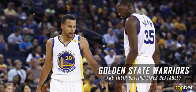 Betting Line for the Golden State Warriors – Unbeatable?