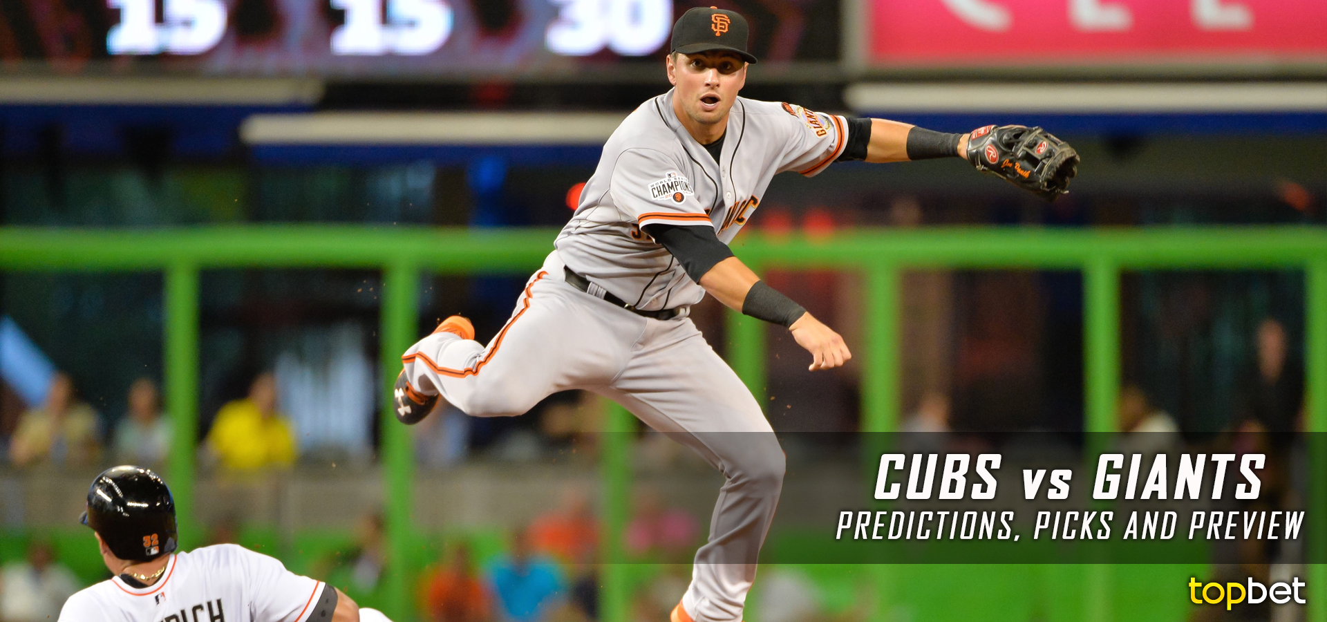 Cubs vs Giants 2016 NLDS Game 4 Predictions, Picks & Preview