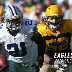 Philadelphia Eagles vs. Dallas Cowboys Predictions, Odds, Picks and NFL Week 8 Betting Preview – October 30, 2016