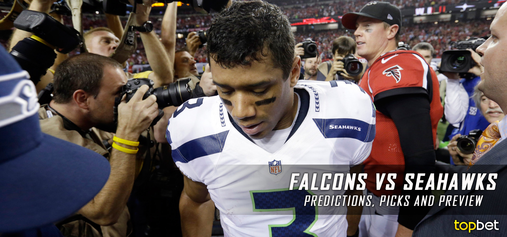 best sports gambling sites falcons seahawks odds