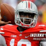 Indiana Hoosiers vs. Ohio State Buckeyes Predictions, Picks, Odds, and NCAA Football Week Six Betting Preview – October 8, 2016