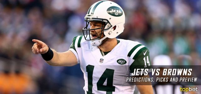 New York Jets vs. Cleveland Browns Predictions, Odds, Picks and NFL Week 8 Betting Preview – October 30, 2016