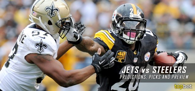 New York Jets vs. Pittsburgh Steelers Predictions, Odds, Picks and NFL Week 5 Betting Preview – October 9, 2016