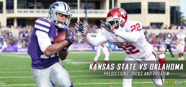 Image result for Oklahoma vs Kansas State