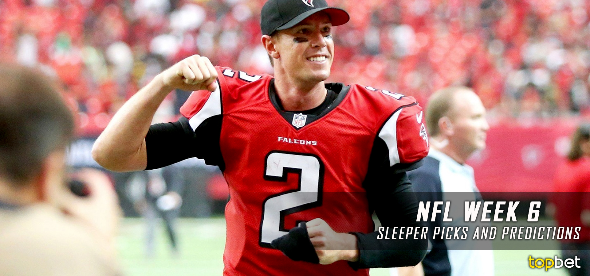 2016 Nfl Week 6 Sleeper Picks And Predictions