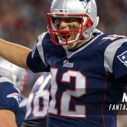 2016 NFL Week 8 Fantasy Points Projections