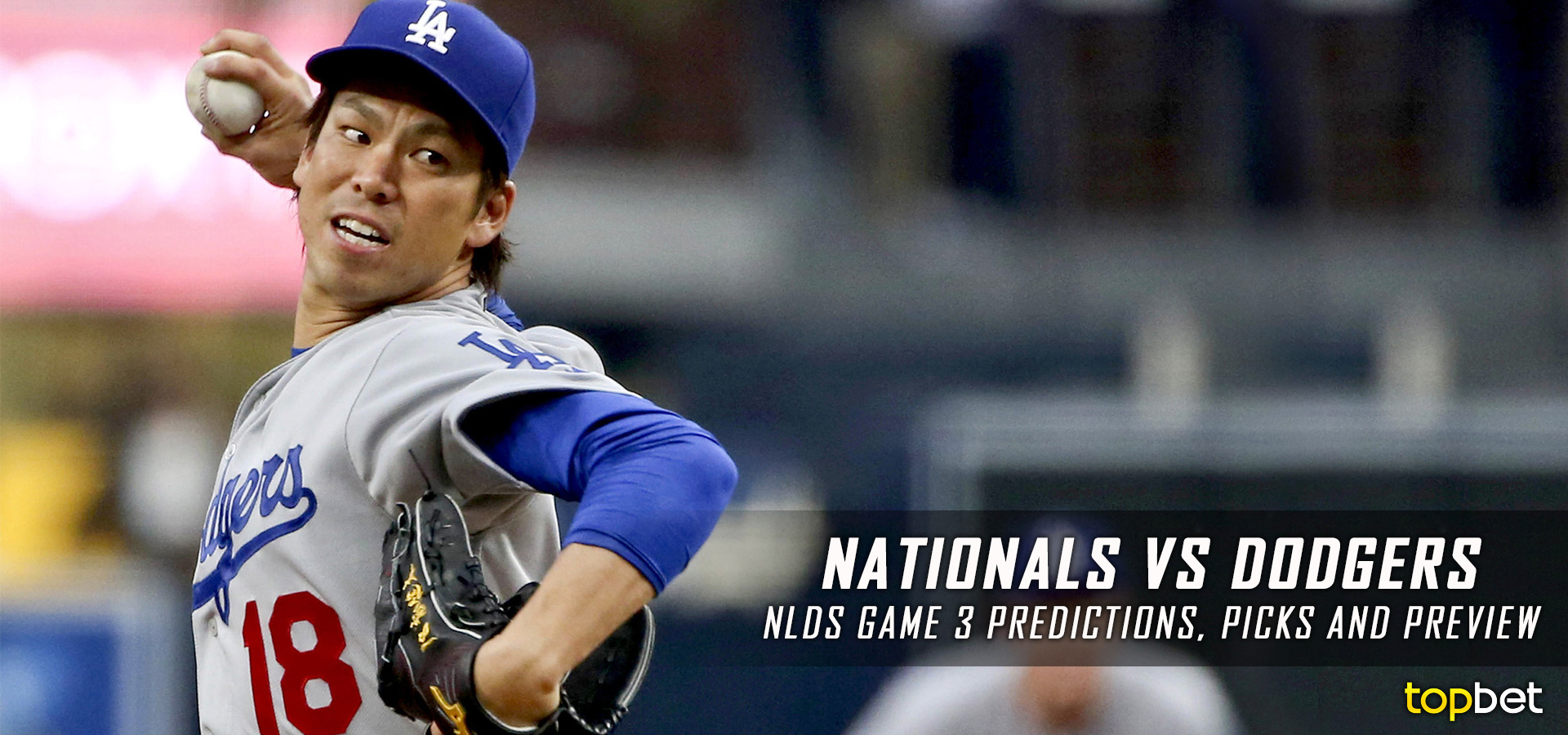 Nationals vs Dodgers 2016 NLDS Game 3 Predictions & Preview