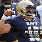 Navy Midshipmen vs. South Florida Bulls Predictions, Picks, Odds, and NCAA Football Week Nine Betting Preview – October 28, 2016