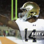 Navy Midshipmen vs. Notre Dame Fighting Irish Predictions, Picks, Odds, and NCAA Football Week 10 Betting Preview – November 5, 2016