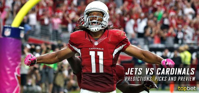 New York Jets vs. Arizona Cardinals Predictions, Odds, Picks and NFL Week 6 Betting Preview – October 17, 2016