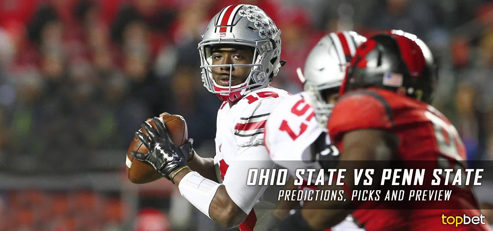 ohio state - penn state football game odds