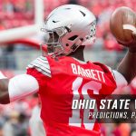 Ohio State Buckeyes vs. Wisconsin Badgers Predictions, Picks, Odds, and NCAA Football Week Seven Betting Preview – October 15, 2016