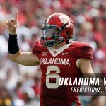 Oklahoma Sooners vs. Texas Tech Red Raiders Predictions, Picks, Odds, and NCAA Football Week Eight Betting Preview – October 22, 2016
