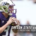 Oregon State Beavers vs. Washington Huskies Predictions, Picks, Odds, and NCAA Football Week Eight Betting Preview – October 22, 2016