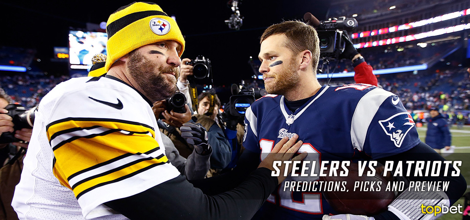 New England Patriots vs Pittsburgh Steelers Predictions & Odds