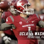 UCLA Bruins vs. Washington State Cougars Predictions, Picks, Odds, and NCAA Football Week Seven Betting Preview – October 15, 2016