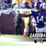 Arizona Cardinals vs. Minnesota Vikings Predictions, Odds, Picks and NFL Week 11 Betting Preview – November 20, 2016